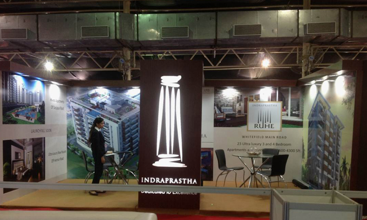 Exhibition Stall Fabricators In London : Mantra a complete communication solutions