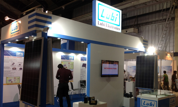 Exhibition Stall Fabricators In Nagpur : Mantra a complete communication solutions